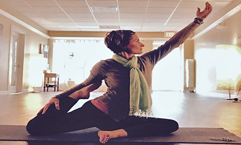 Renaissance Yoga - Meet our New Instructor - Yoga Maryland