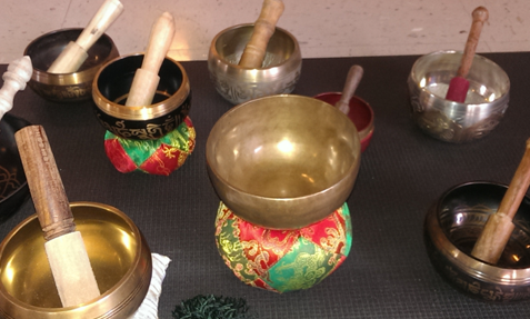 Singing Bowls Renaissance Yoga