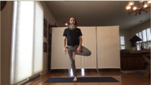 Tree Pose Challenge: Mar '21